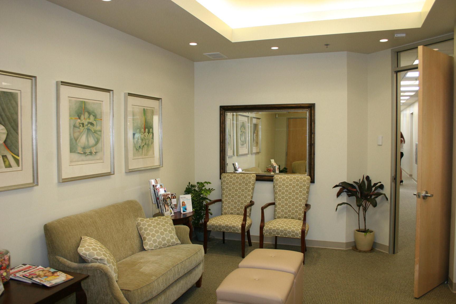 Palo Alto, CA Office Waiting Room
